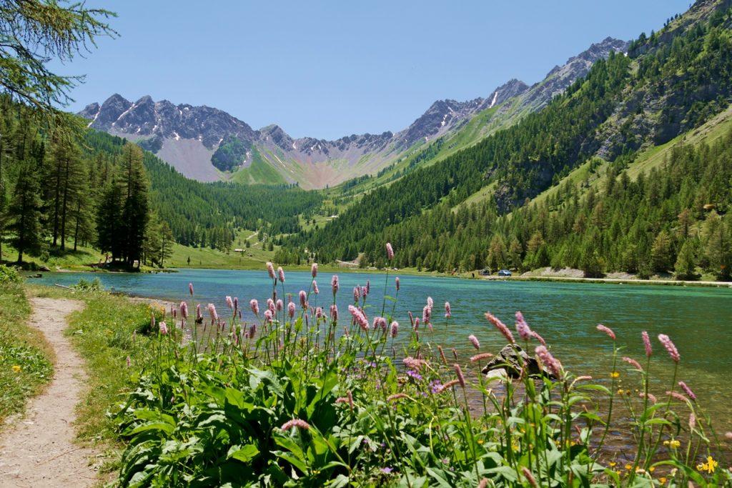 Randonnée lac de l'Orceyrette - Briançon