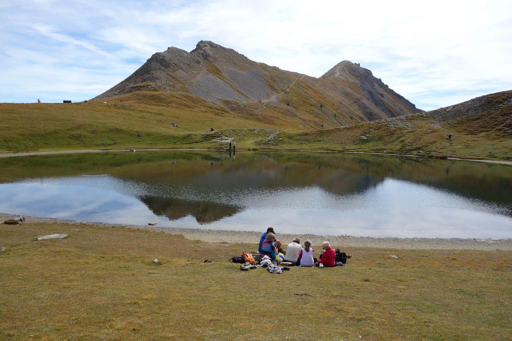 Rando Lac du Soulier, 40 min de Briançon