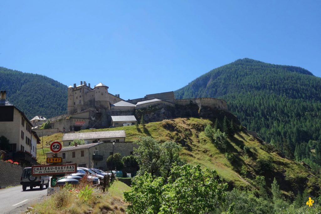 Chateau Queyras chateau incontournable Hautes-Alpes