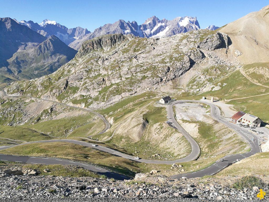 Col du Galibier - Visiter Hautes-Alpes