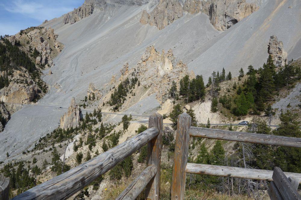 La casse déserte Visite incontournable Hautes-Alpes