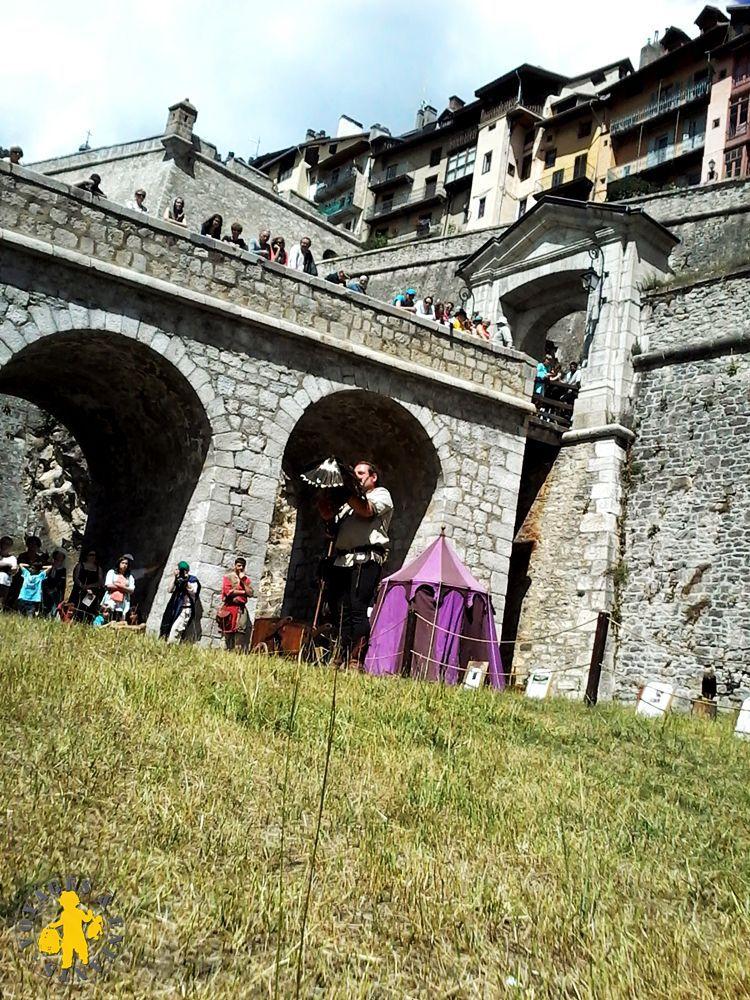 Briançon construction vauban à voir dans les Hautes-Alpes