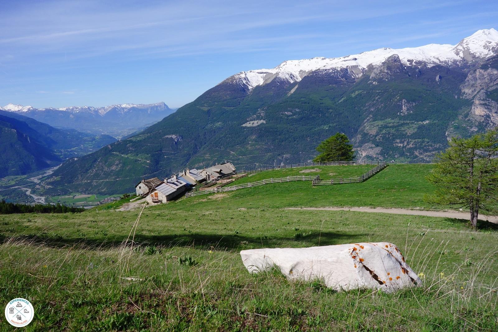 Hautes-Alpes itineraire et road-trip