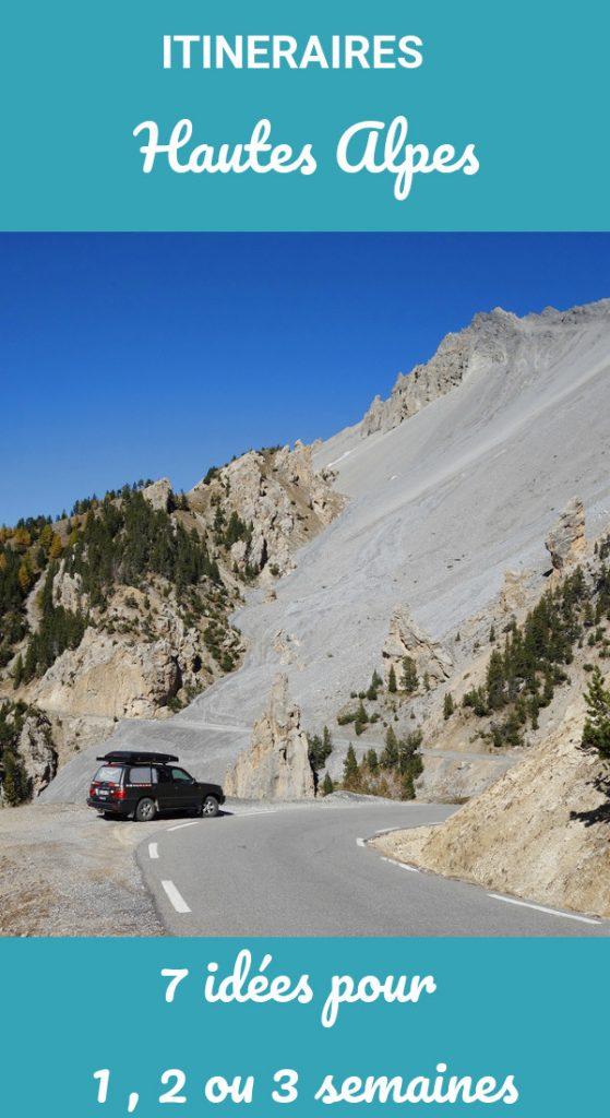 3 semaines dans les Hautes road-trip