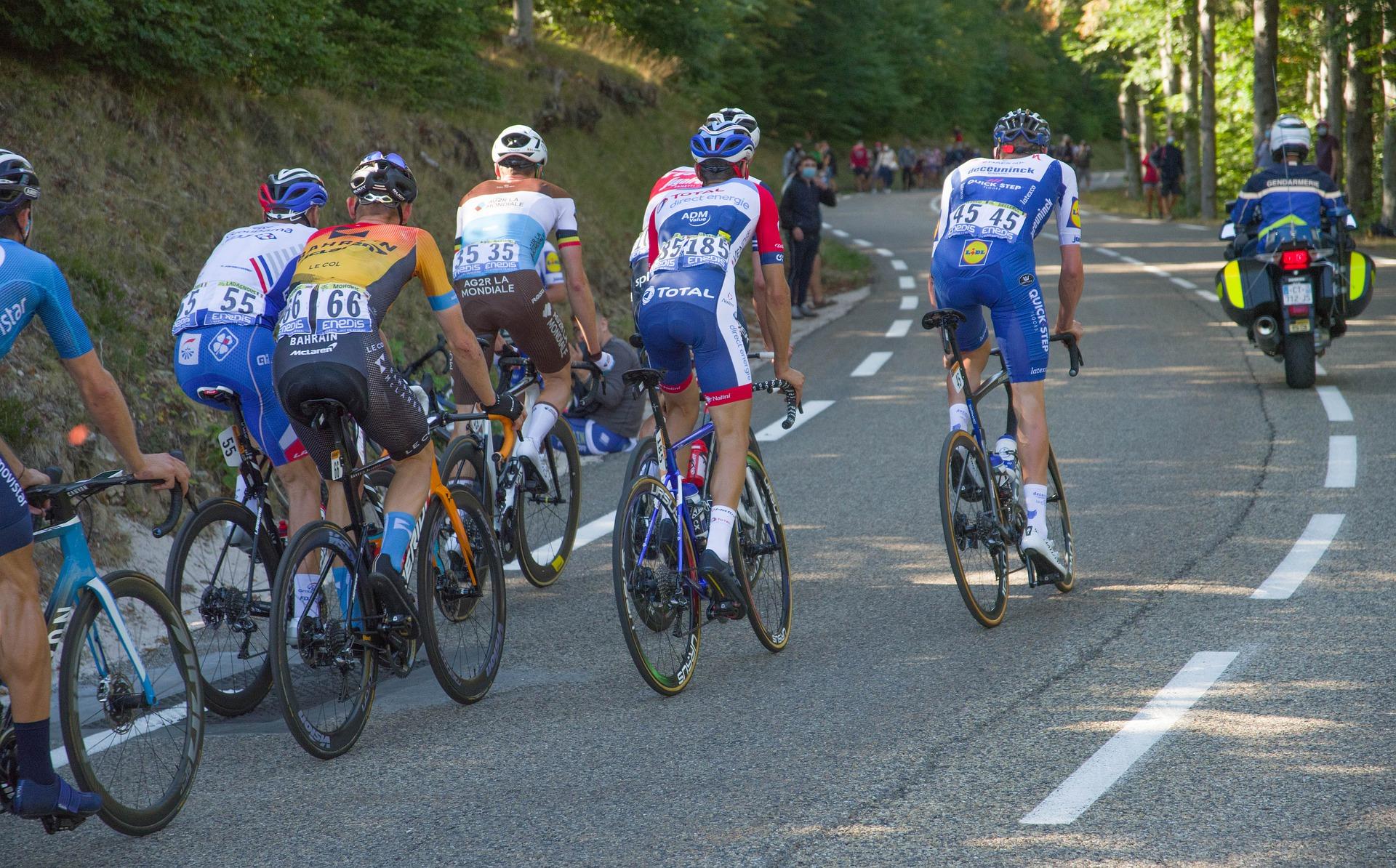 Vélo cols réservés Hautes Alpes