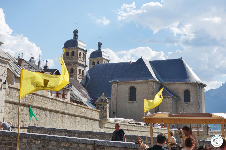 fête médiévalede Briançon - Hautes-Alpes